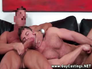 Eager bottom does at a gaycasting