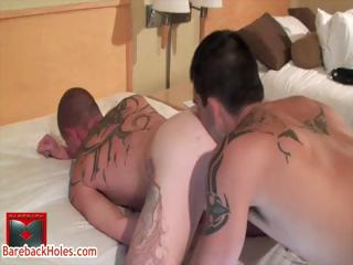 Knowledgeable Daniels and Shane Stone in gay part1