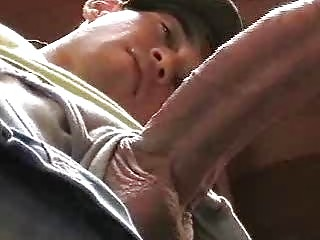 Naughty Painter Is Premised To A Hung Cock
