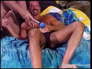 Intense pain and pleasure foreigner some gays blitz up ever other's dicks