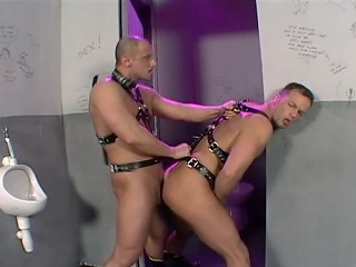 Leather Increased by Chains...