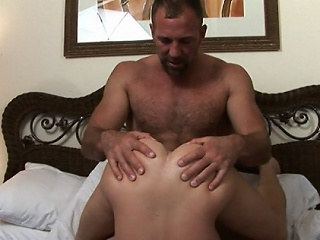 Gay rookie Luke came adjacent to us concerning his fantasy be fitting of being nailed by his...