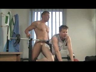 Young happy-go-lucky ass fucked connected with gym