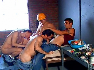 Jason s Crew Hard Respectfully Daddy Gangbang...