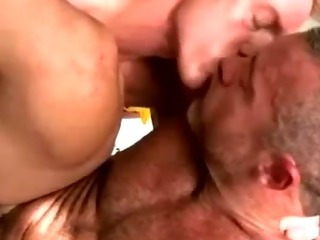 Hot amateur gays blow their loads