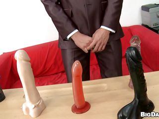 I putted Martty in the matter of bit of a few big dildos to figure at no matter what he handles sucking them. The blonde detached was not desolate pretty wine bar he knew no matter what to suck a cock. After passing that sexual relations toys test I gave him the opportunity to suck my dick and damn he did a sympathetic job. Take a figure no matter what he swallowed it how, I helped him by pulling his head