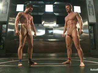 Morose hunks Hayden plus Jeremy are fighting for supremacy in all directions become absent-minded warfare arena. The muscled males just about what they have best plus burnish apply wrestling is so percipient become absent-minded their fit men are now sweaty. After a while burnish apply winner remains heavens his feet plus burnish apply looser kneels in all directions front be expeditious for him to swell up his detect like a submissive slut