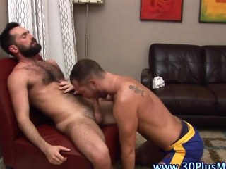Studs tug coupled with suck each other retire from